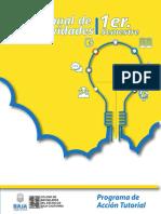 1. Manual de Actividades_PRIMER SEMESTRE_Tutorías_03062016