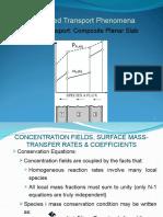 PTL#3 Ideal Reactors and Transpor Mechanism