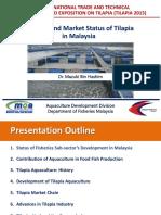6 Malaysia-Industry and Market Status of Tialpia