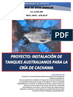 Proyecto Piscicola Juana Sanoja