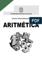 PREUNAC - Aritmética Tomo I 2017