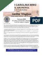 North Carolina Wing - Feb 2009