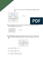 AEyP 4eso 08 Geometria Analitica