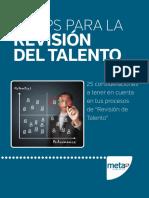 25 Tips Para La Revision Del Talento Meta4