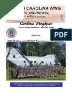 North Carolina Wing - Jun 2009