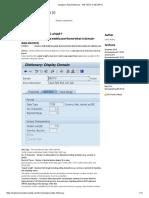 Category_ Data Dictionary - SAP TECH CONCEPTS
