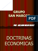 DOCTRINAS ECONOMICAS