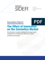 Innovation Cosmetics Industry