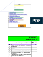 Matrices de Planificación de Marketing