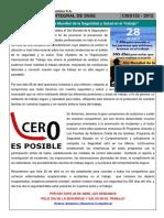 Charla Integral SSSE 152 - Día Mundial de La Seguridad y Salud en El Trabajo