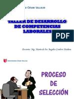 Sesión 11 COMPETENCIAS LABORALES