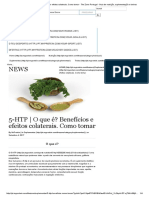 5-HTP _ O Que É_ Benefícios e Efeitos Colaterais