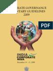 CG Voluntary Guidelines 2009 24dec2009
