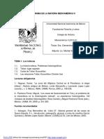 Programa de La Materia Mesoamérica II-2014