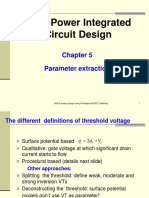 Low-Power IC Design Chap_5.pptx