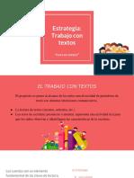 Un Buen Comienzo. Guía Para Promover La Lectura en La Infancia.