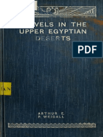 WEIGALL - Travels in the Upper Egyptian Deserts.pdf