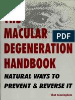 Macular Degeneration - Natural Prevention & Reversal