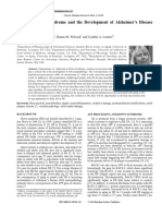 Aging in Down Syndrome and the development of Alzheimers Disease Neuropathology.pdf