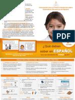 ES01 Informacion Para La Familia Hondurenia Sobre Estandares Educativos