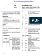 Paragon EC4000 Program