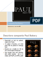 Compania Paul Bakery
