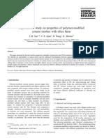 Experimentalstudyonpropertiesofpolymer-modifiedcementmortarswithsilicafume