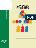 Manual ¿Qué es un proyecto? & ¿Cómo se elabora un proyecto?