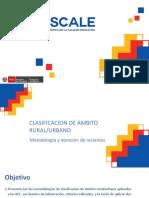 Ppt Zonificación - Ambito Urbano y Rural