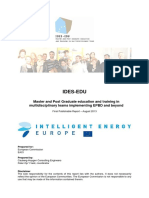 IDES-EDU Final Report