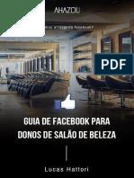 Guia de Facebook Para Sala o de Beleza