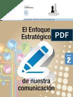 Davalos El Enfoque Estrategico de Nuestra Comunicacion.