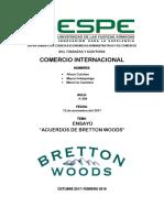 Acuerdos Bretton Woods 1