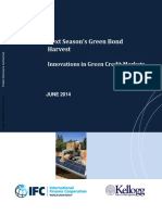 Innovations in Green Credit Markets (Working Paper) - Esohe Denise Odaro, Head of Investor Relations IFC