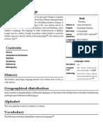 Anal Language (Wikipedia)
