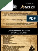 11.02.17 Catalogo Grill Store La Tienda de Mr. Grill 2017