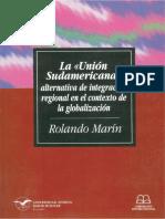 La unión sudamericana - Marín.pdf