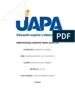 Tarea 1 de Geografia Universal Marcelino Lora