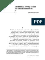 O essencial e o acidental Bodin e Hobbes_BernardoFerreira 2013.pdf