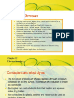 C12 Electrochemistry