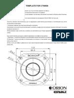 CTW600 Manual