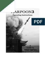 Harpoon3 Manual