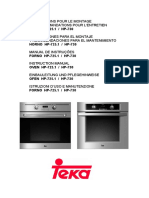 Teka HP-725.1 Oven