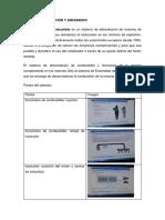 Sistema de Inyección y Encendido