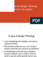 Aula04t a Prática Do Design Thinking