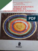 Tres reflexiones sobre el pensamiento andino.pdf