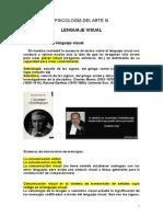 P ARTE III Lengvisual