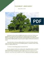 Zasto Je Hrast Sveto Drvo(1)