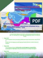 Kebijakan P3E Papua