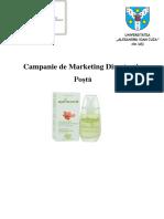 Campanie Marketing Direct Crema Antirid